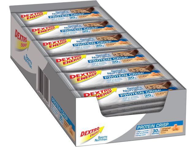Dextro Energy Potein Crisp Sports Nutrition Caramel-Cookies 24 x 50g